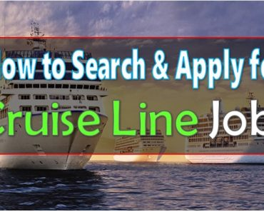 How to apply for Cruise line jobs? Global Hospitality Portal