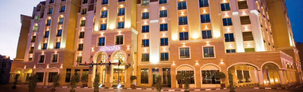 Minor Hotels To Manage Movenpick Hotel Deira, Dubai