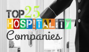 Top 25 Hospitality companies in the USA