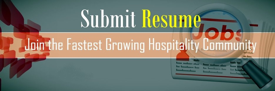 submit your resume hospitality jobs