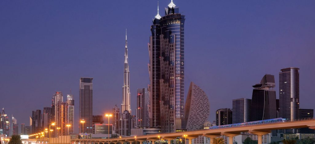 JW Marriott Marquis Dubai- Astonishing facts about the hospitality industry