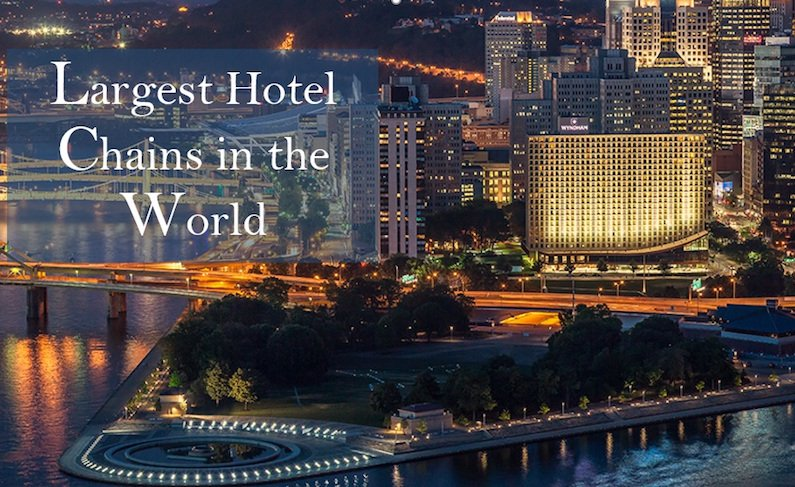 Largest Hotel Chains in the world- Bigwigs of the