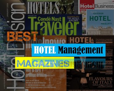 Best Hotel management magazines in the world