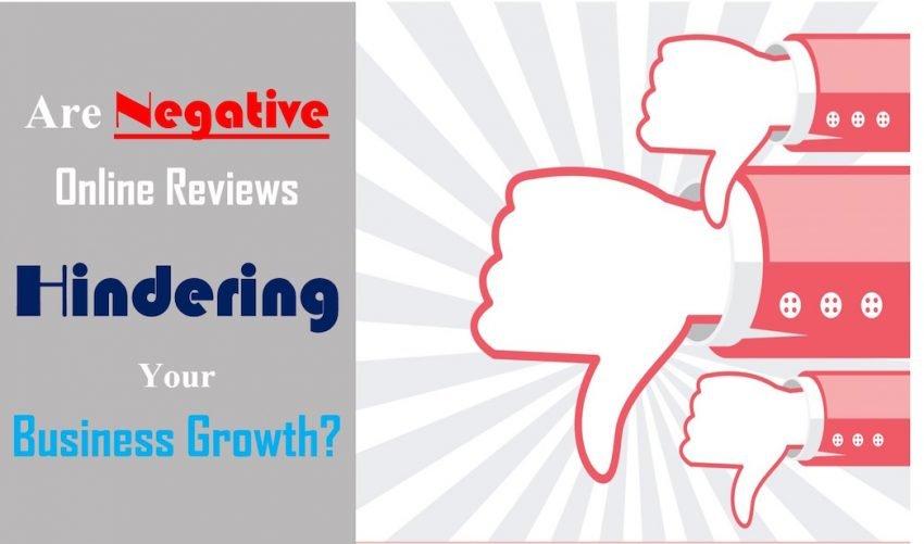 Negative Online Hotel Reviews