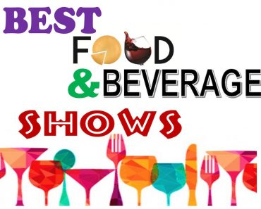 best food and beverage shows in the world