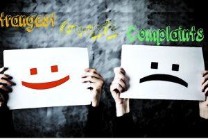 Strangest Guest Complaints - Hotel