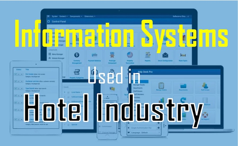 importance of computer application in hospitality industry