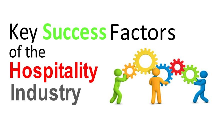 Success Factors of the Hospitality Industry