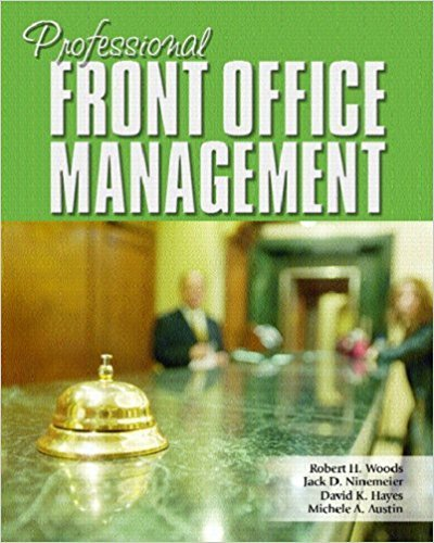 Professional-Front-Office-Management-Hotel-Management-Book
