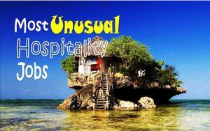 10 Most Unusual Hotel Industry Jobs