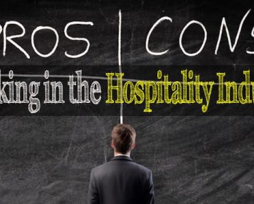 Pros & cons of working in the hospitality industry