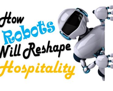 Robots in the Hospitality Industry- This Is How They Will Rock