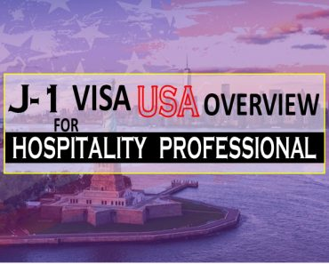 J-1 Visa USA Overview for Hotel Management Professionals