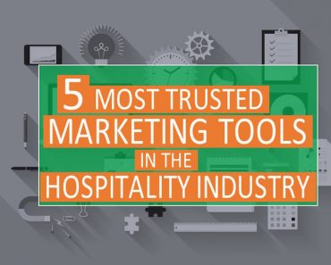 most trusted marketing tools in the hospitality industry