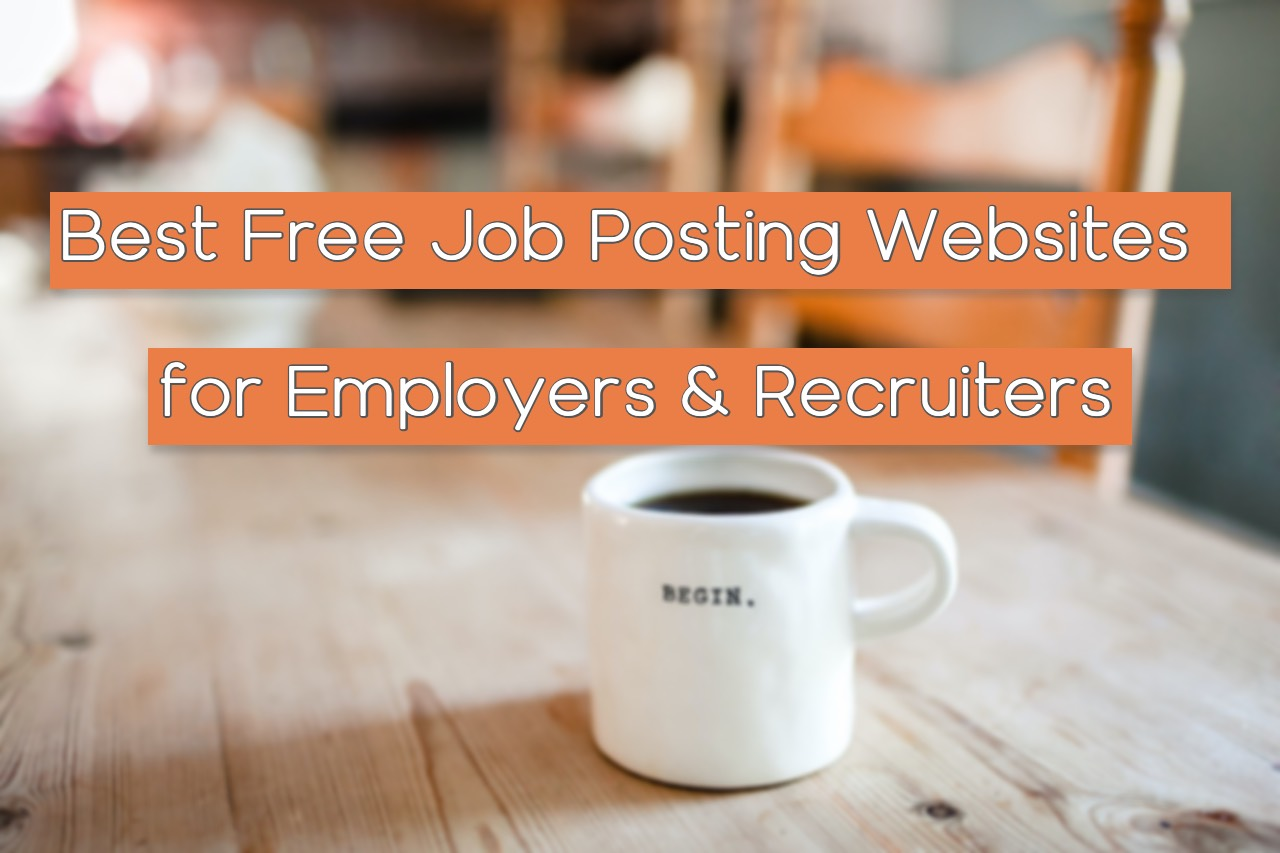 Best Free Job Posting Websites for Employers