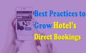 Increase your Hotel's Direct Bookings and Website Conversion rate- 9 Best Practices