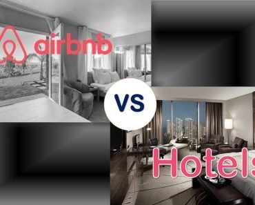Airbnb Vs the Hotel Industry