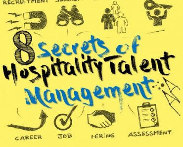 8 Secrets of Hospitality Talent Management