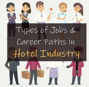 Hospitality Career Paths | A Listing of All Job Types & Categories