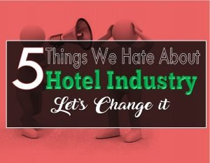 5 Disadvantages of Working in the Hotel Industry