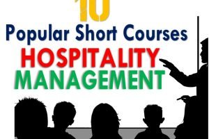 10 Popular Short Courses in Hospitality Management