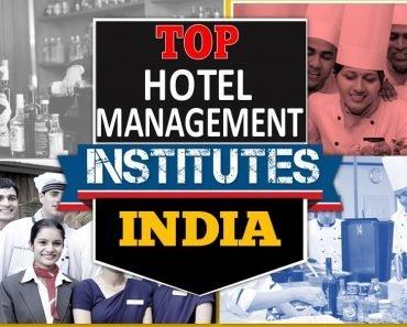 Top 10 Hotel Management Schools in India