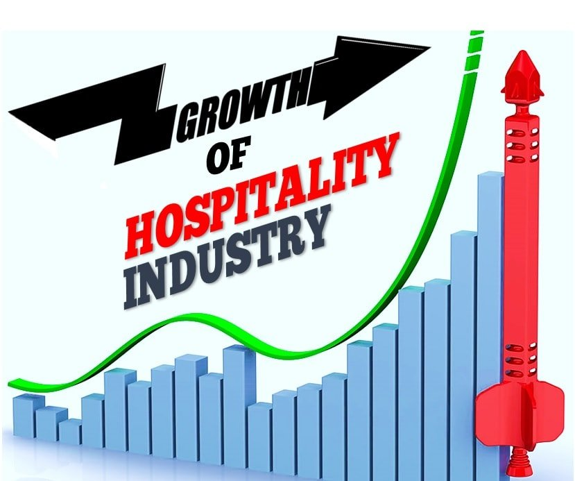 The growth of The Hospitality & Tourism Industry