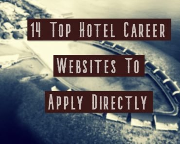 Top Hotel chains career websites- Apply jobs directly