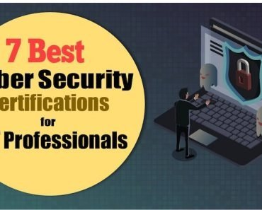 Best Cyber security certificates for IT professionals- boost your career