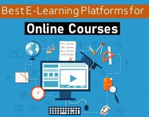 Best eLearning Platforms for Online Courses And Certifications