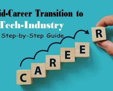 mid-career transition to the technology industry