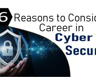 6 Reasons to Consider A Career in Cyber Security