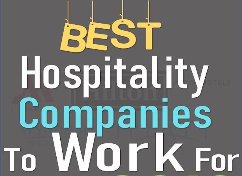 best hospitality company to work for in 2021