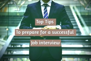 Read more about the article 8 Top Tips to prepare for a successful Job interview