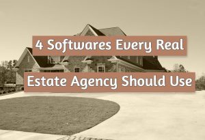 Read more about the article 4 Softwares Every Real Estate Agency Should Use
